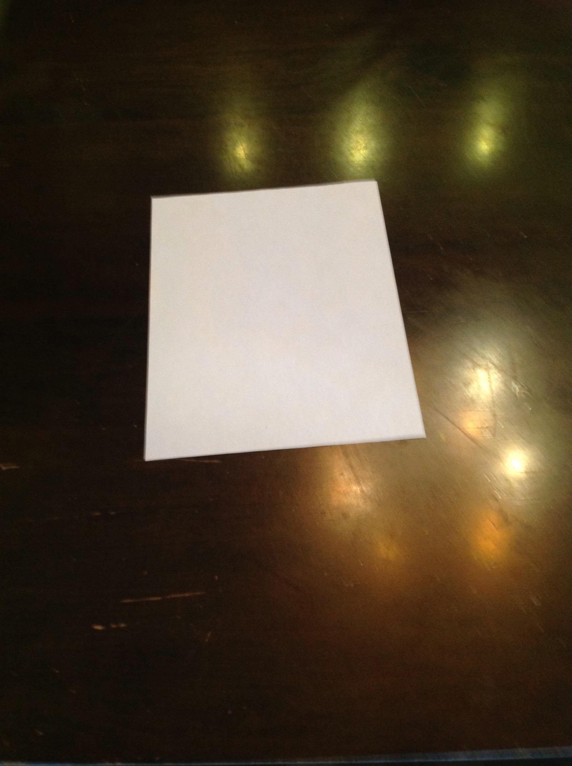 Advanced Paper Airplane