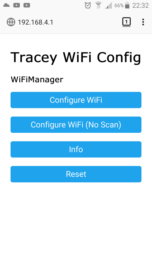 Testing the Controller Board - Connecting to WiFI