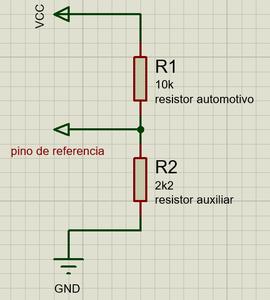 Utilização Do Sensor Temperatura Automotivo