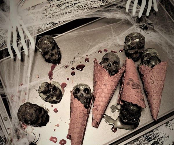 Ice Scream Skulls