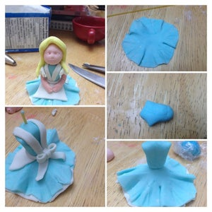 Decoration: Alice