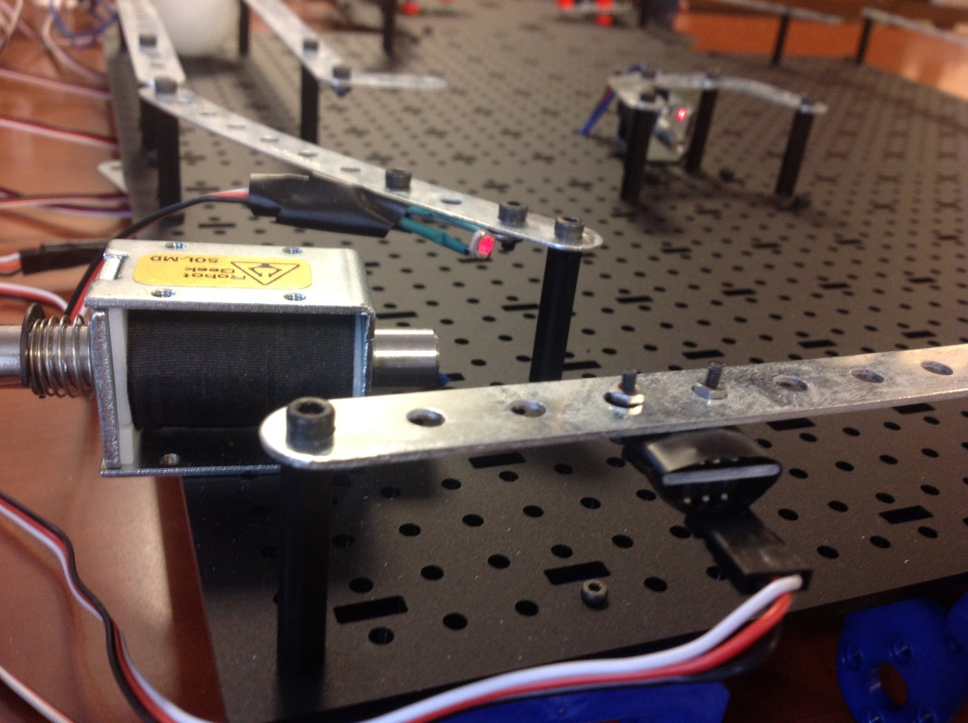 Laser Tripwires