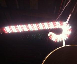 Holiday LED Candy Cane