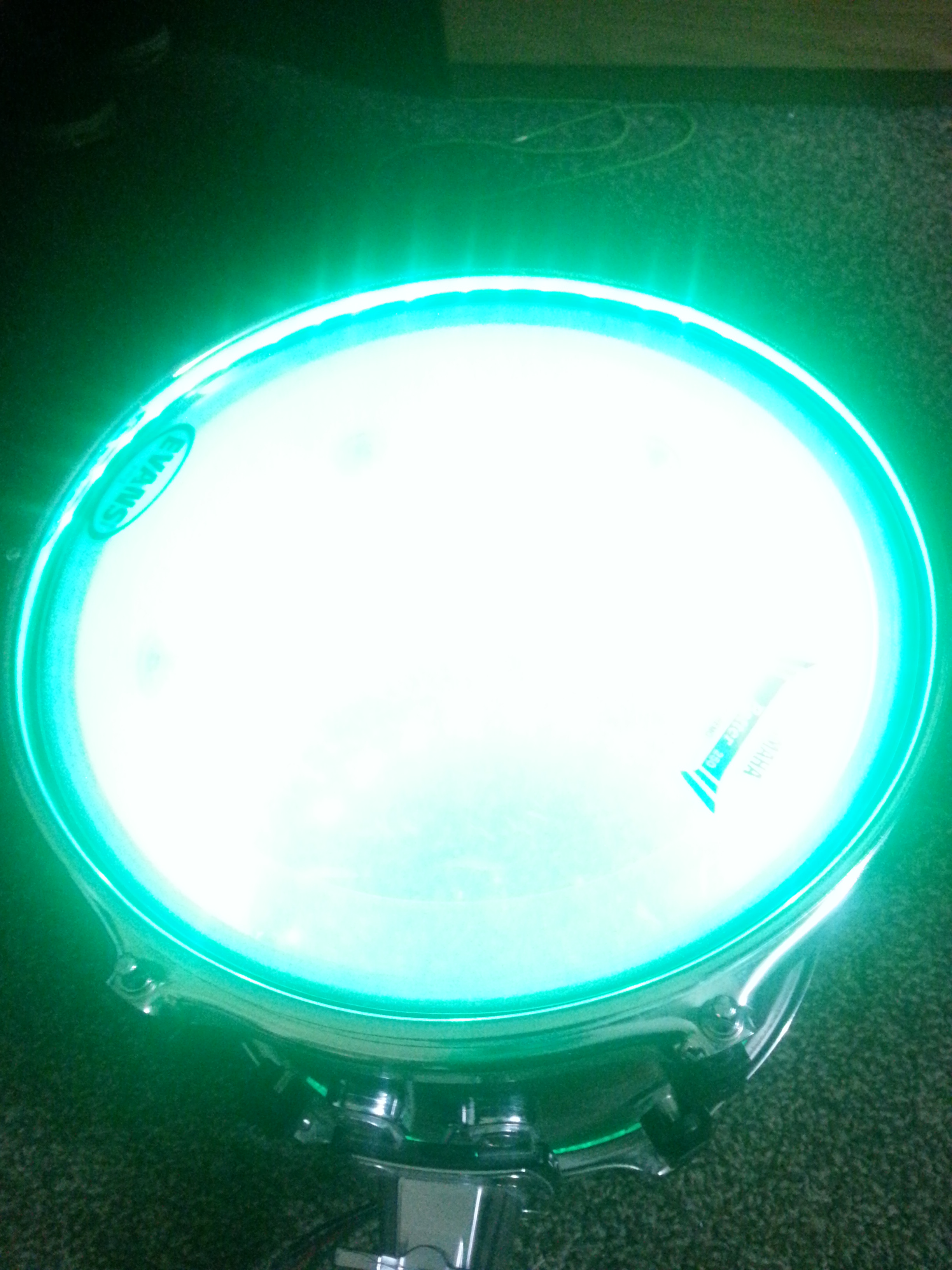 Light Up Drum Kit