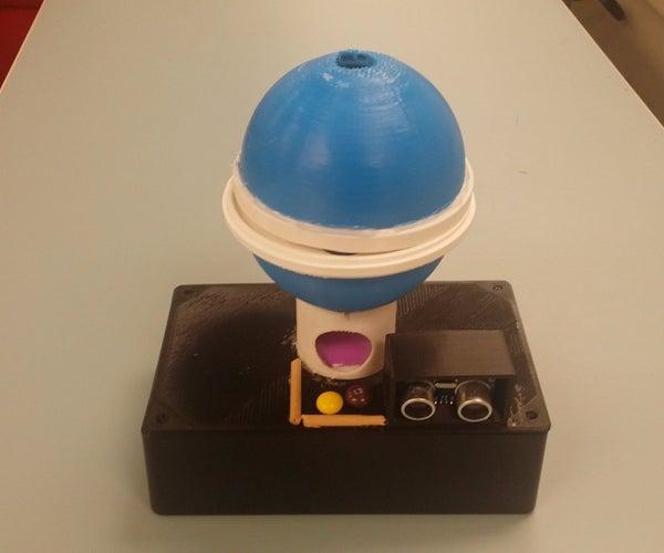 Candy Globe Dispenser