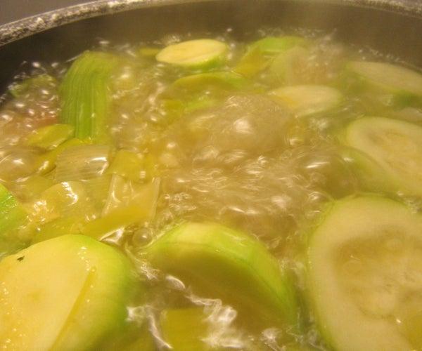 Grandma's Soup (with Tips)