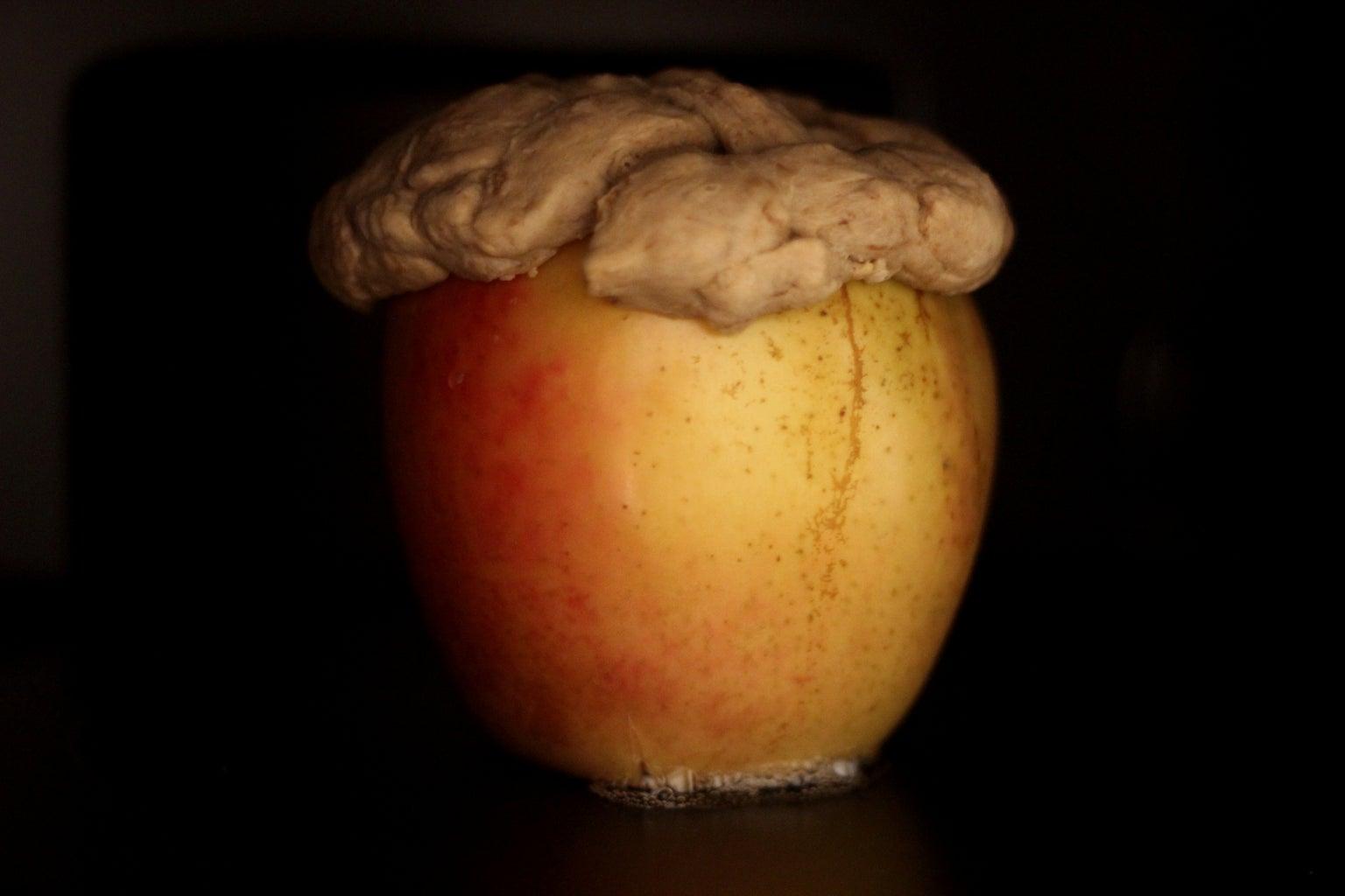 Apple Pie in the Apple