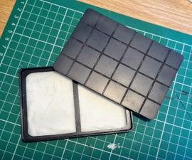 DIY湿式调色板和重新填充
