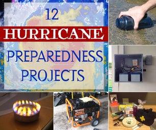 12 Hurricane Preparedness Projects