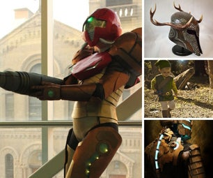 Epic Video Games: Costumes & Props