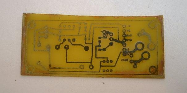 Circuit Board Etching