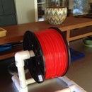 PVC PLA Plastic Roll Holder for 3D Printing