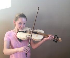 How to Make a Violin