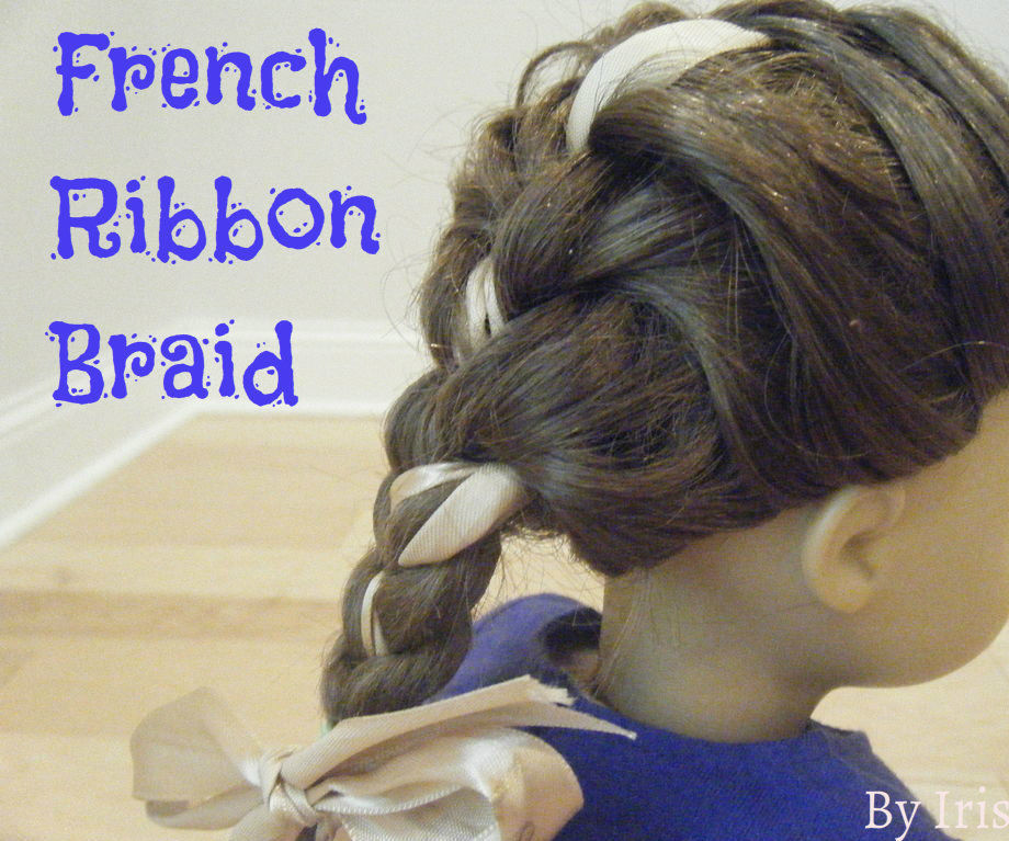 French Ribbon Braid