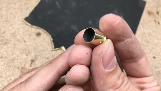Working on Bullet Shells