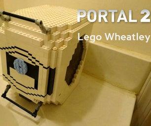 Lego Portal Wheatley