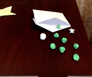 How to Make Origami Lucky Stars