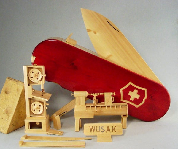 2x4 Wusak Woodworker's Ultimate Swiss Army Knife
