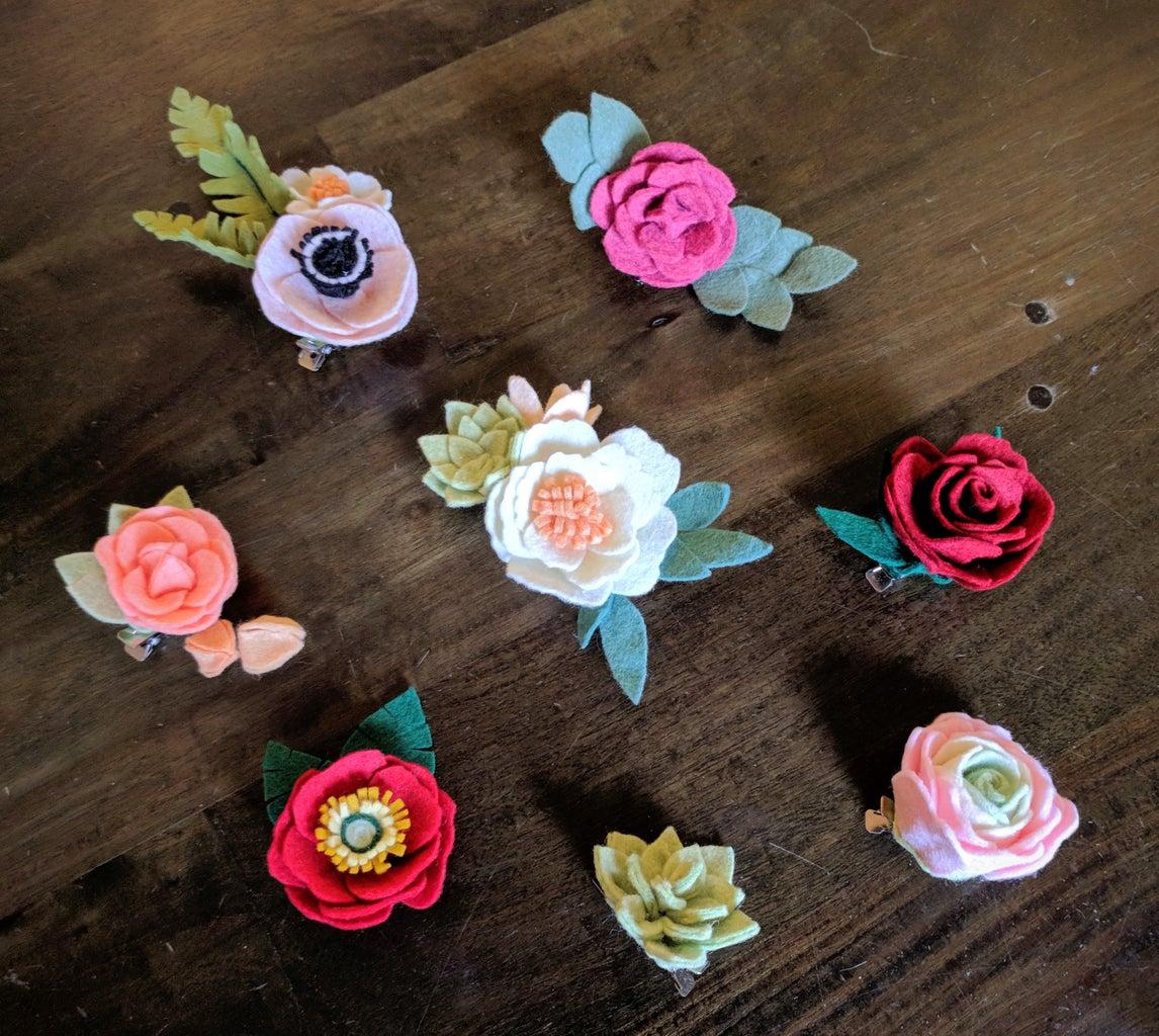 Enjoy Your Flowers!