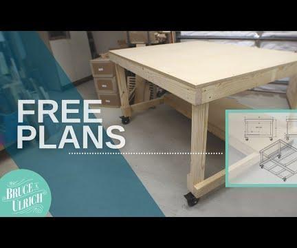 DIY CNC Table Build - FREE Plans