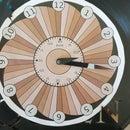 Catalan Clock