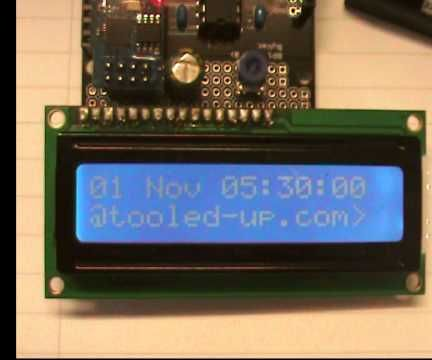 You Have Mail! Gets the Latest email and displays to an LCD