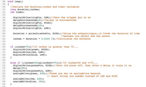 Coding 3 - Loop Method