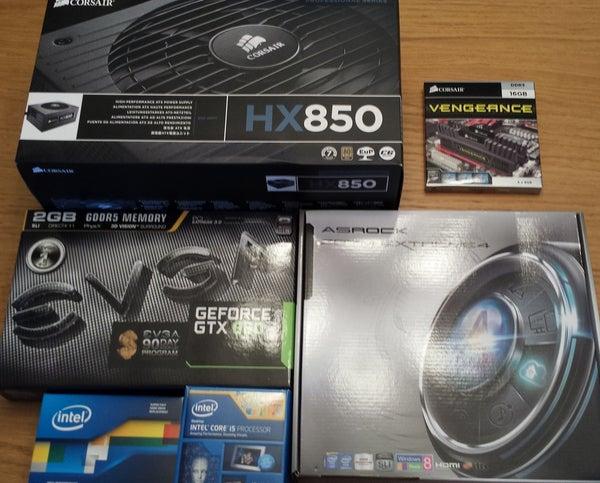 Building a Desktop Computer From Parts