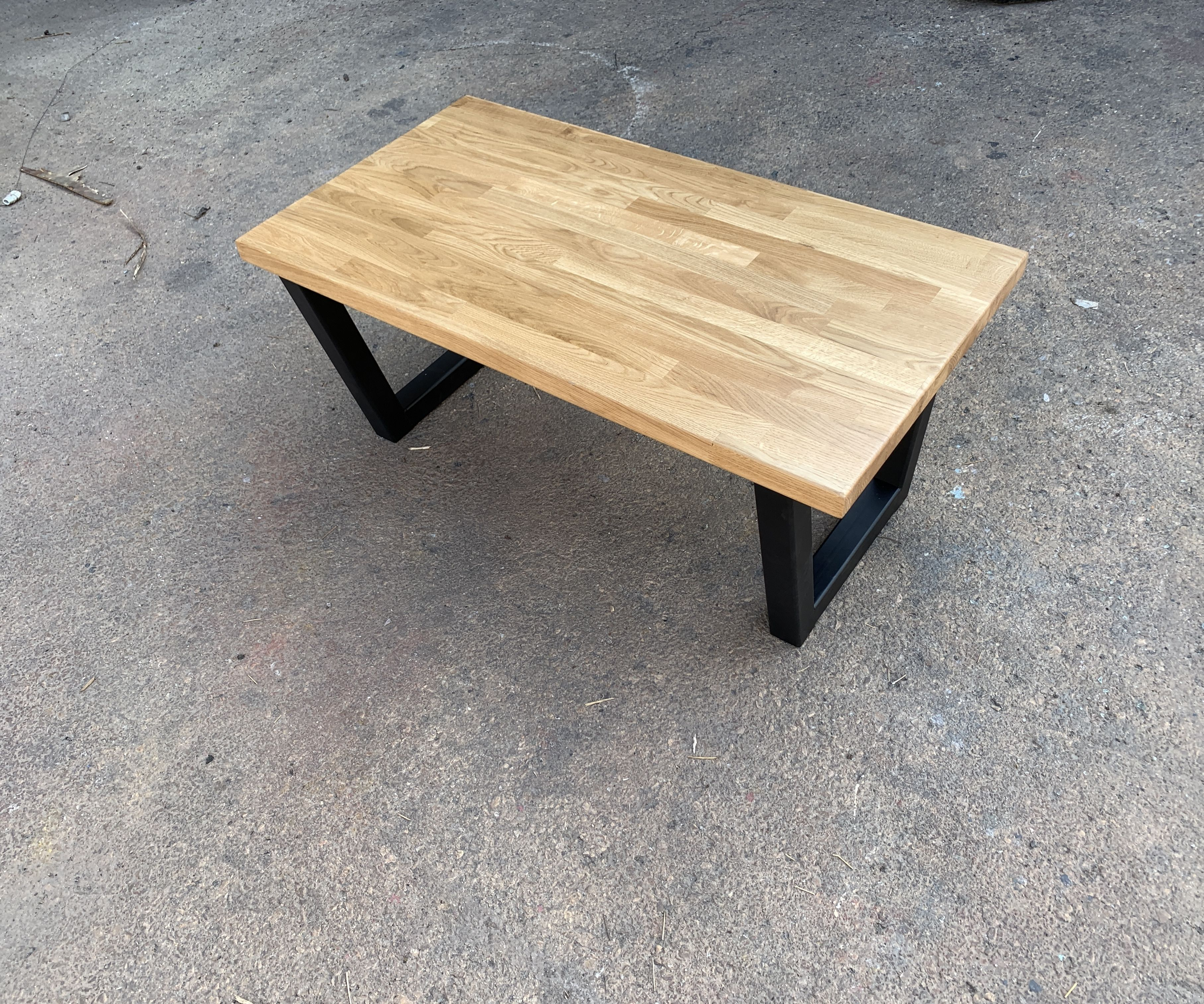 How to Build a Beautiful Wood Coffee Table