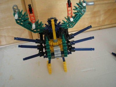 Knex Scorpinoc Transformer