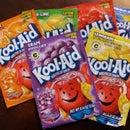 Fun with kool aid