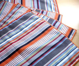 Made to Measure Stripey Placemats