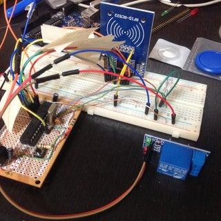 Perfboard Hackduino ($8 Arduino-compatible Circuit)