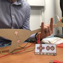 MakeyMakey & Scratch Guitar