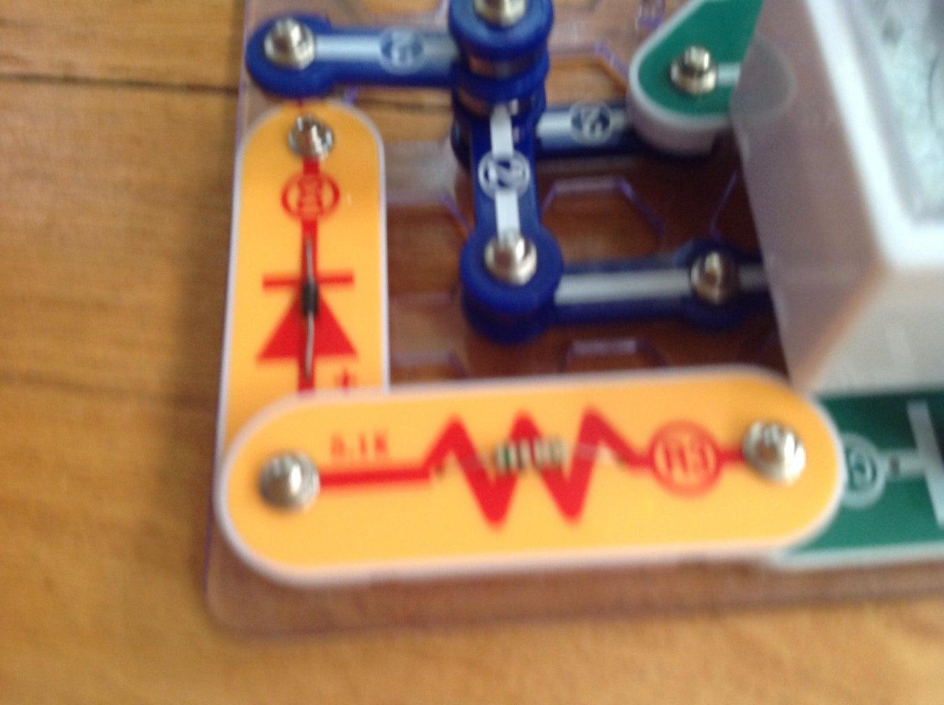 Two Resistors