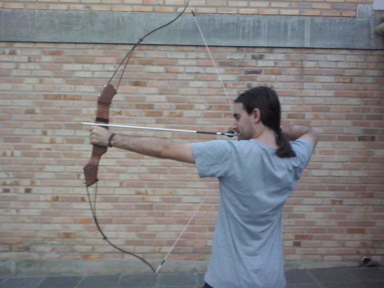 Finger Tab for Archery