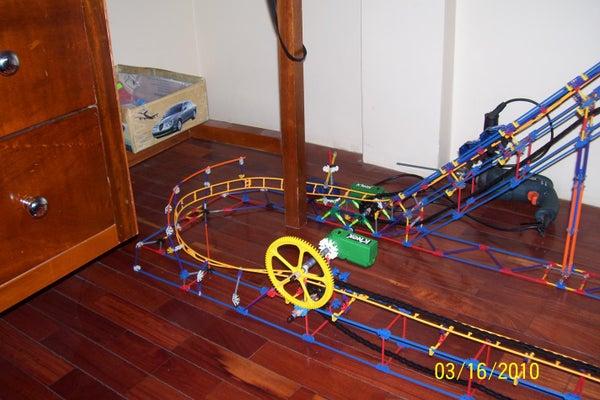 Killer Kobra Roller Coaster