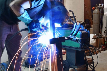 Metallic Frame - Transformer - Copper Cable