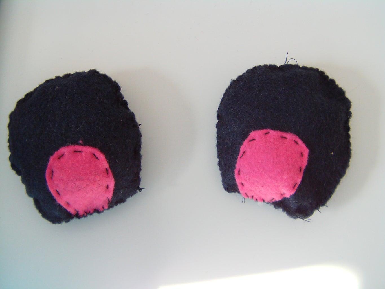Bear Ears for Hoodies
