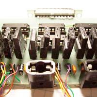 Simple CNC Motor Controller