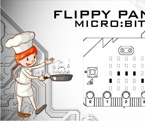 Flipping Pancakes Micro:bit Game