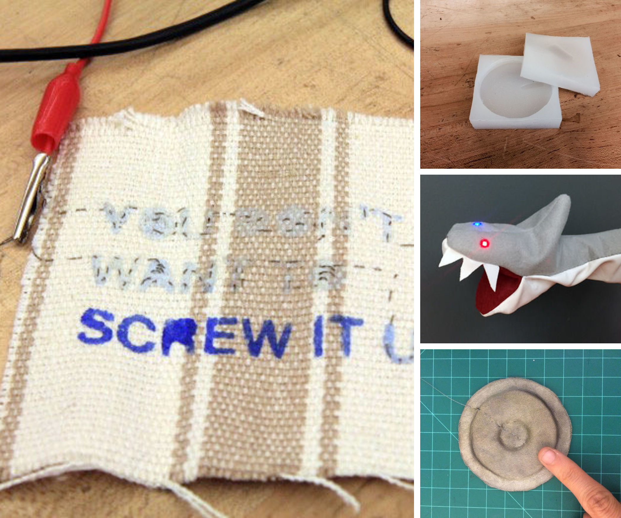 Wearable and Soft Interactions at CCA