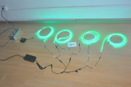 How to Solve the Problem of More Than 10 Meters RGB Lighting Failure?