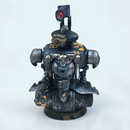 Kitbashing a Tabletop Model Robot