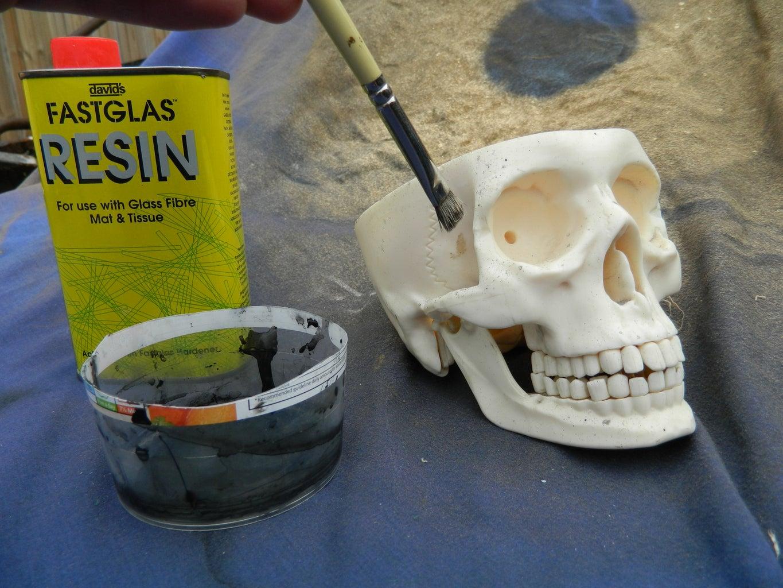 Resin and Fibreglass