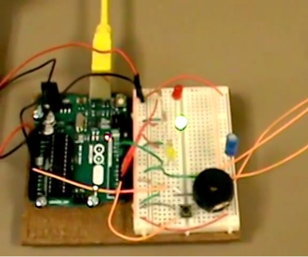 How to Make the Knock Lock for Arduino Starter Kit