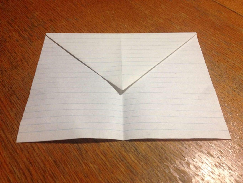 Envelope-like - Making the Envelope