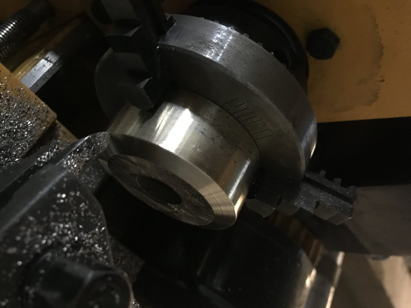 Cutting and Shaping the Piece of Brass