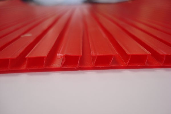 How to Make a Corflute Roller-shutter (or Any Other Curved Shape)