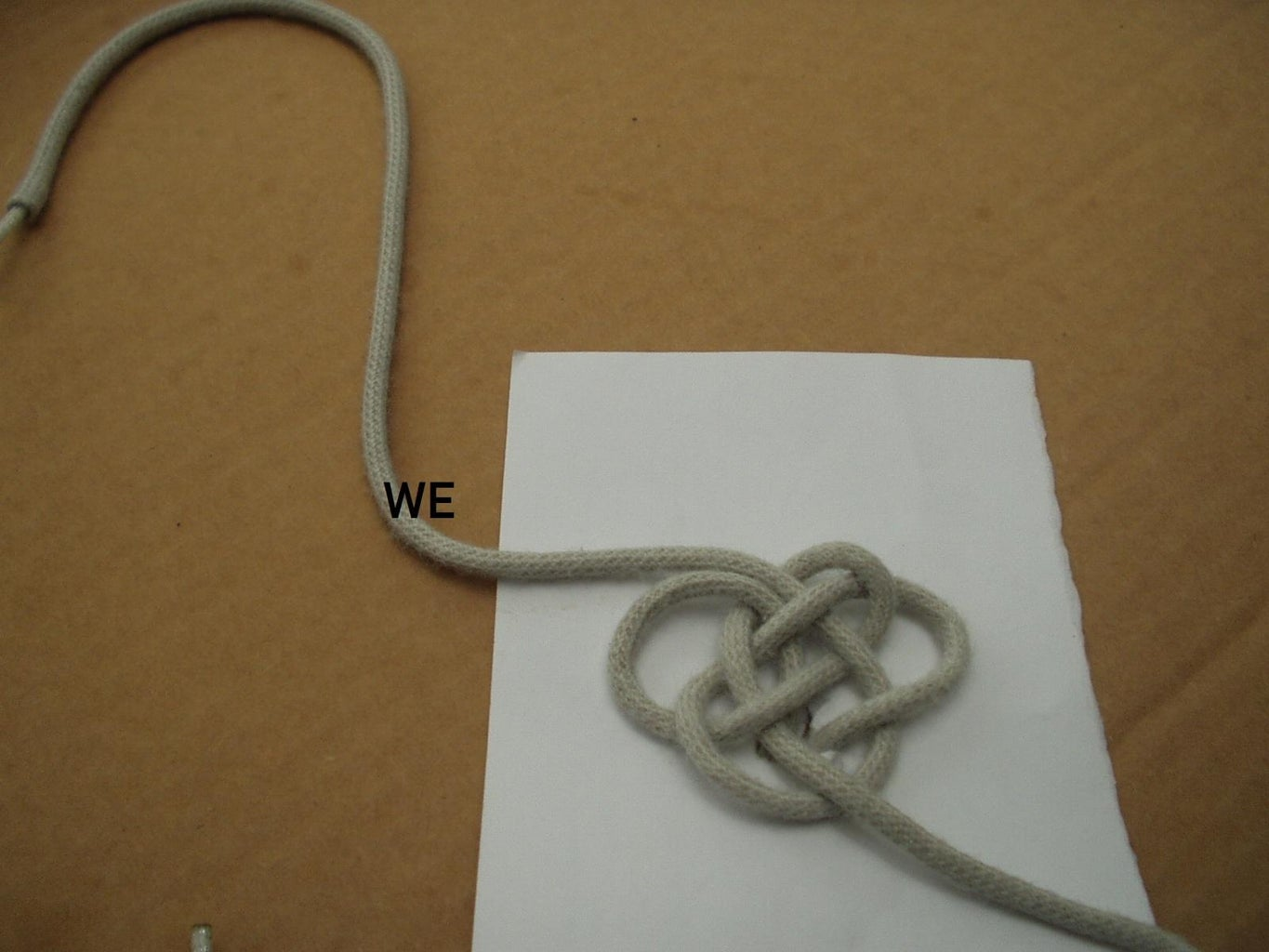 Doubling the Knot